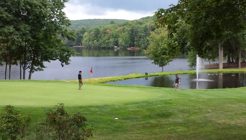 Paupack Hills Golf and Country Club