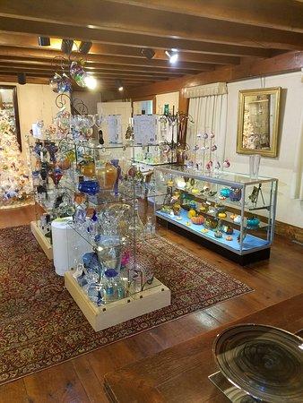 Dorflinger Glass Museum